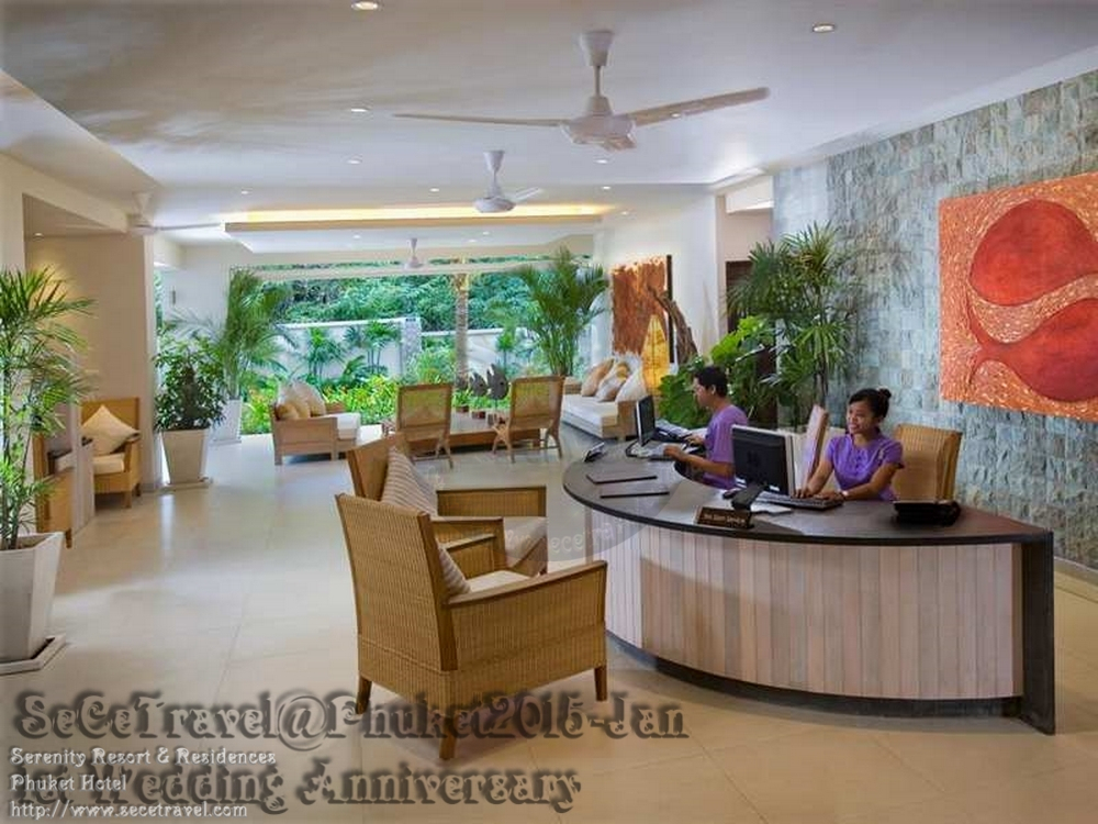 SeCeTravel-Serenity Resort & Residences Phuket-LOBBY