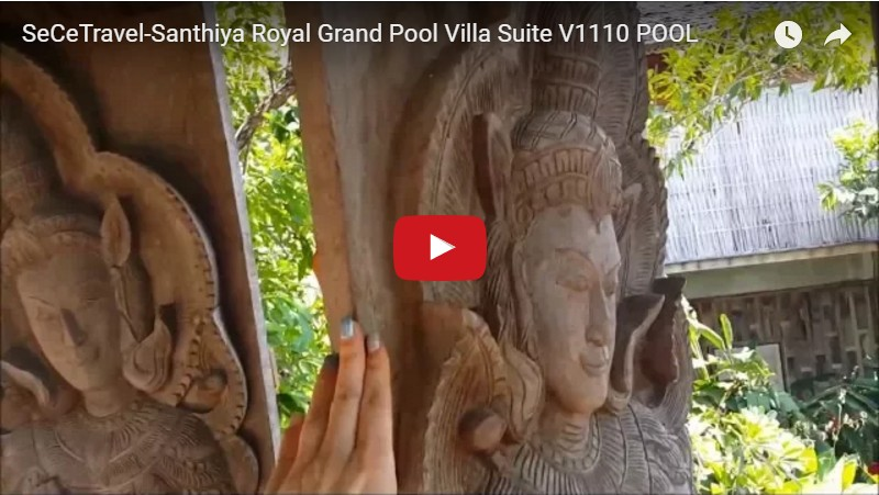 Santhiya Royal Grand Pool Villa Suite - V1110-PRIVATE SWIMMING POOL