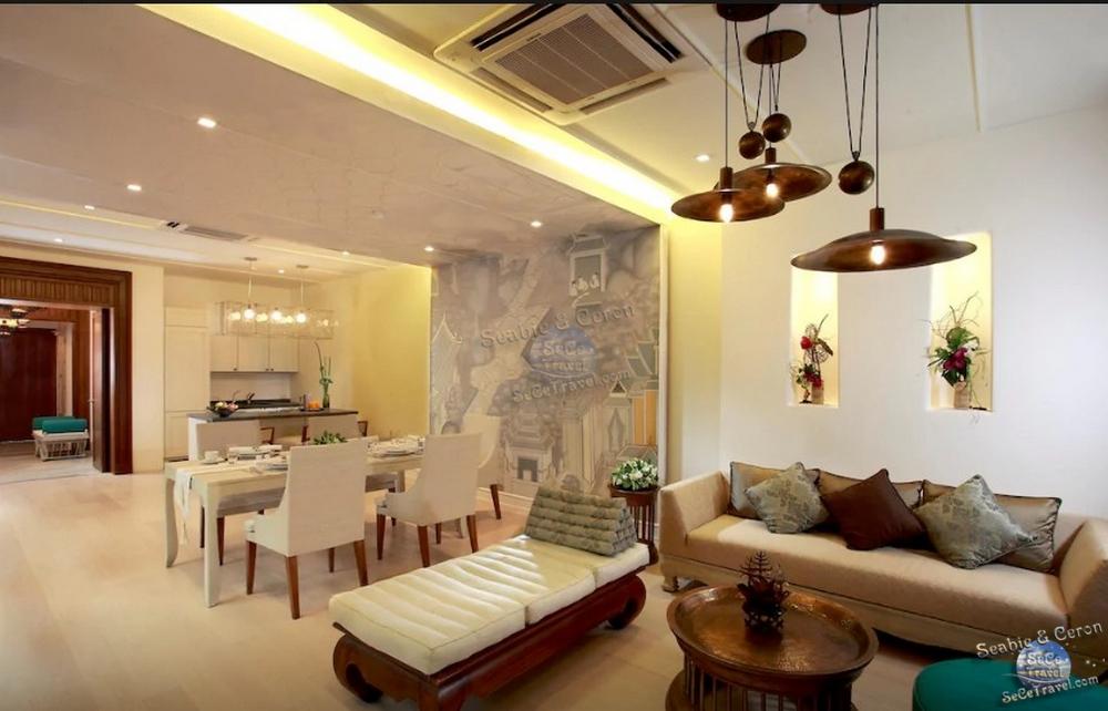 SeCeTravel-Maikhao Dream Villa Resort and Spa-3 BEDROOM POOL VILLA-LIVING ROOM 1
