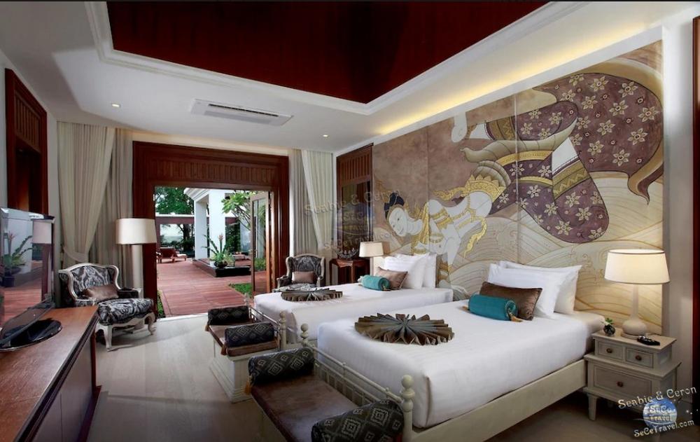 SeCeTravel-Maikhao Dream Villa Resort and Spa-3 BEDROOM POOL VILLA-SECOND ROOM 1