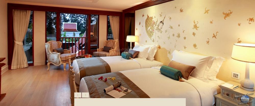 SeCeTravel-Maikhao Dream Villa Resort and Spa-3 BEDROOM POOL VILLA-THIRD ROOM 1