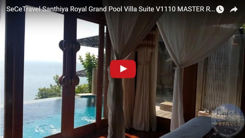 SeCeTravel - Santhiya Royal Grand Pool Villa Suite - V1110-MASTER ROOM