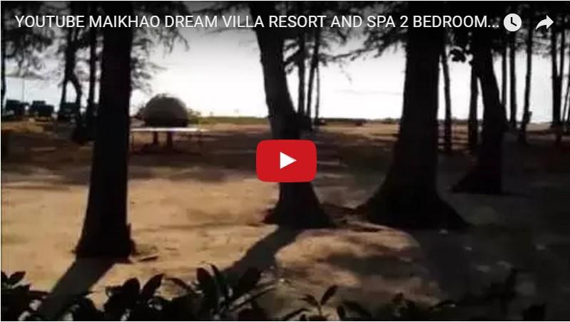 YOUTUBE-MAIKHAO DREAM VILLA RESORT AND SPA - 2 BEDROOM POOL VILLA 介紹