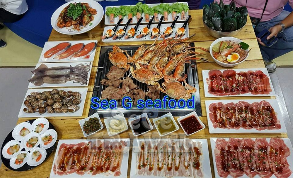 SeCeTravel-Sea G Seafood Buffet-FOOD-1
