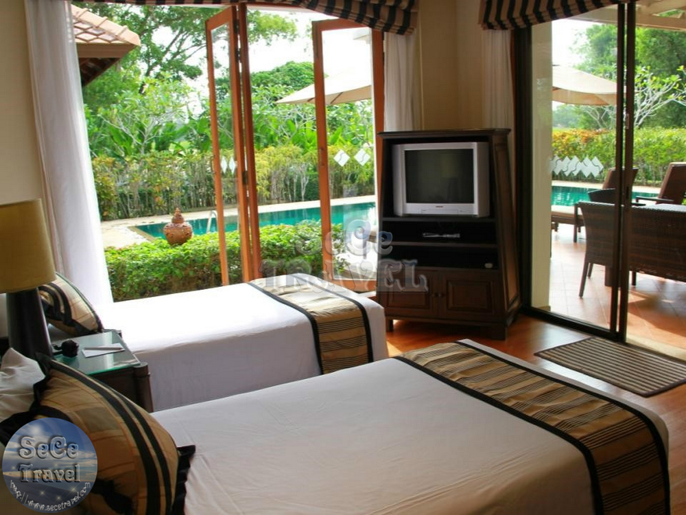 Angsana Laguna Grand Pool Residence-GROUND FOOR BEDROOM-1