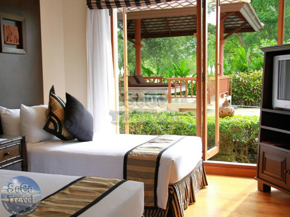 Angsana Laguna Grand Pool Residence-GROUND FOOR BEDROOM-2