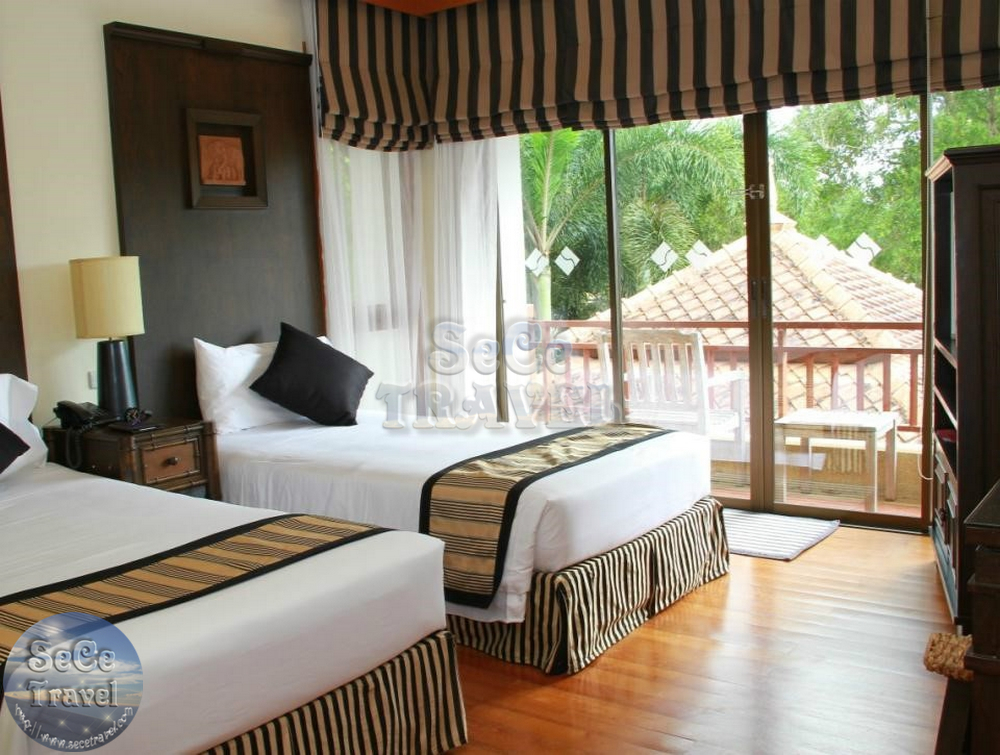 Angsana Laguna Grand Pool Residence-TWIN BEDROOM-1