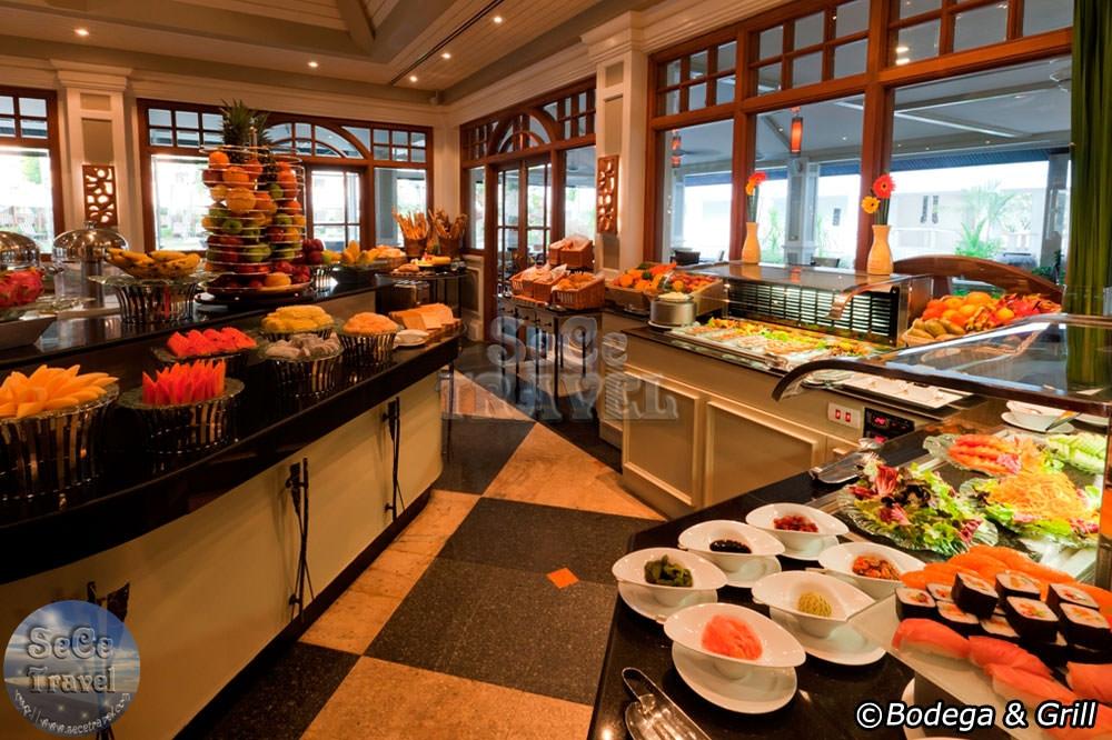 Angsana Laguna Phuket-餐廳-1