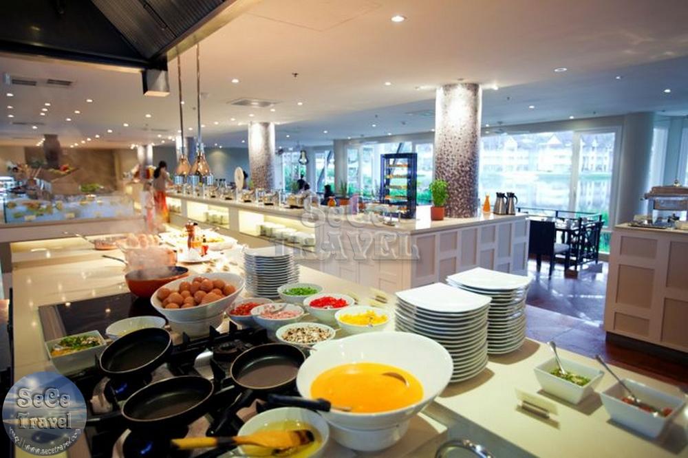 Angsana Laguna Phuket-餐廳-2