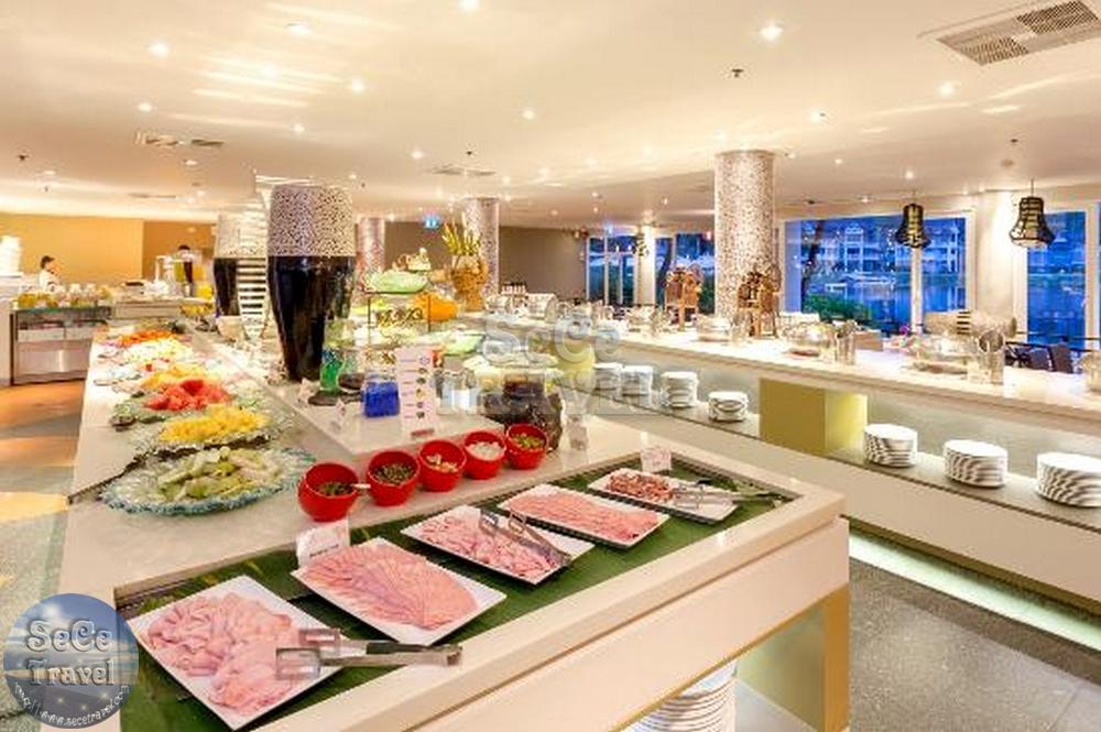 Angsana Laguna Phuket-餐廳-4