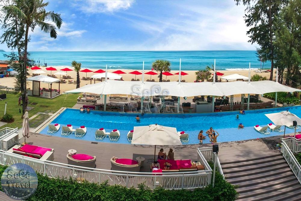 Angsana Laguna Phuket-BEACH CLUB-1
