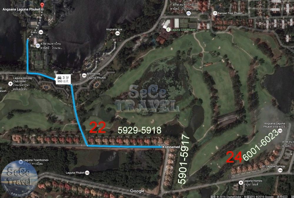 Angsana Laguna Phuket-map-22-3mins-car