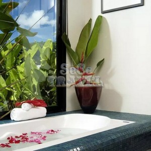SeCeTravel-Two Villas Holiday Oriental Style Nai Harn Beach-bathroom-4