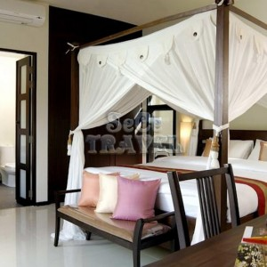 SeCeTravel-Two Villas Holiday Oriental Style Nai Harn Beach-bedroom-2
