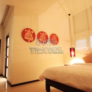 SeCeTravel-Two Villas Holiday Oriental Style Nai Harn Beach-bedroom-4