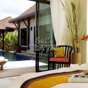 SeCeTravel-Two Villas Holiday Oriental Style Nai Harn Beach-bedroom-7