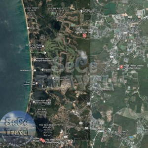 SeCeTravel-Wings-Phuket- Villa-by-Two -Villas- Holiday-map-1