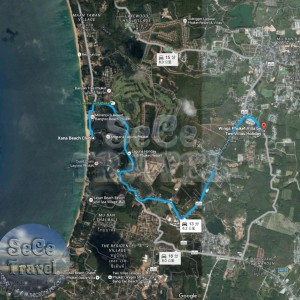 SeCeTravel-Wings-Phuket- Villa-by-Two -Villas- Holiday-map-2