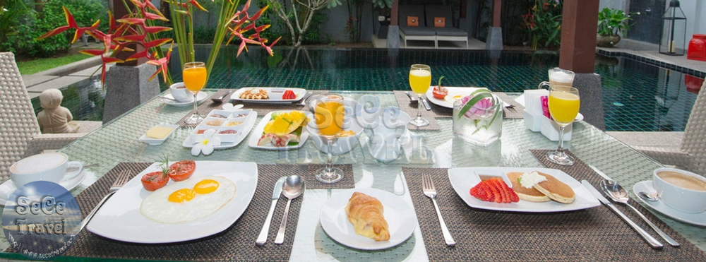 THE BELL VILLA RESORT PHUKET-breakfast0