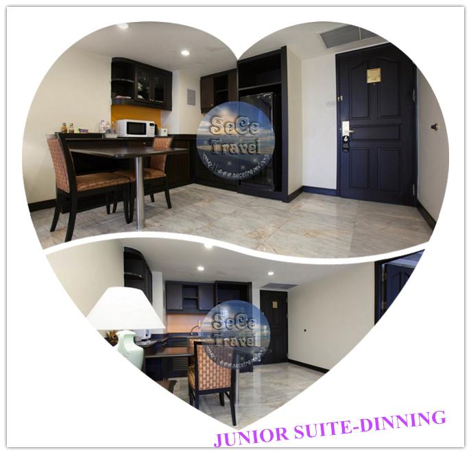 junior suite-dinning