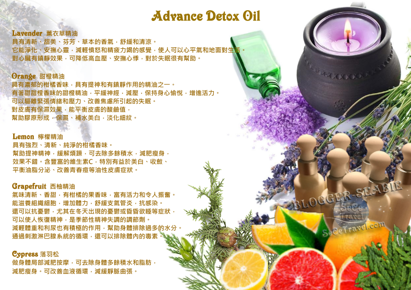 SeCeTravel-Seabie-Detox Oil