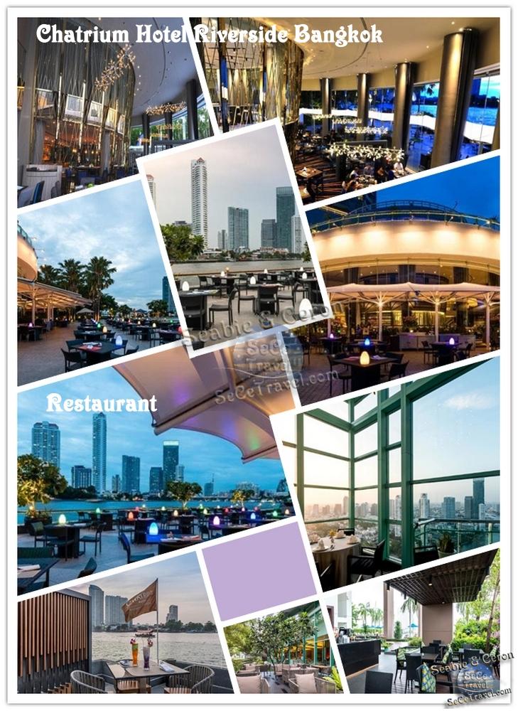 Chatrium Hotel Riverside Bangkok-Restaurant