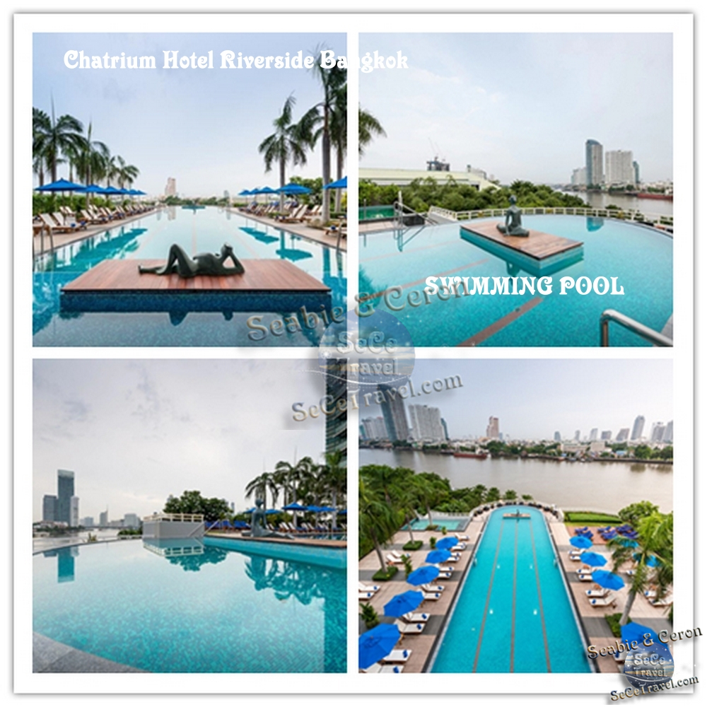 Chatrium Hotel Riverside Bangkok-SWIMMING POOL