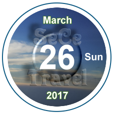 SeCeTravel-日曆-26-March-2017