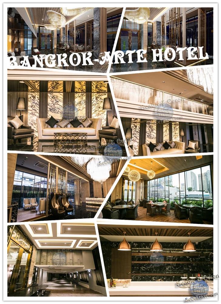 SeCeTravel-BANGKOK-ARTE HOTEL