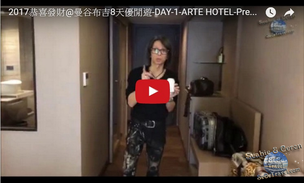 SeCeTravel.com-20170124-ARTE HOTEL-Premier Double