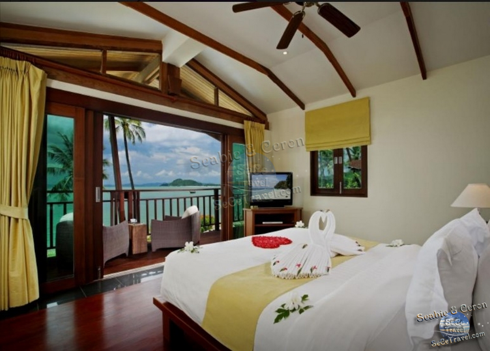 The Village Coconut Island Beach Resort-2 BEDROOM BEACH FRONT POOL VILLA-MASTER ROOM-3