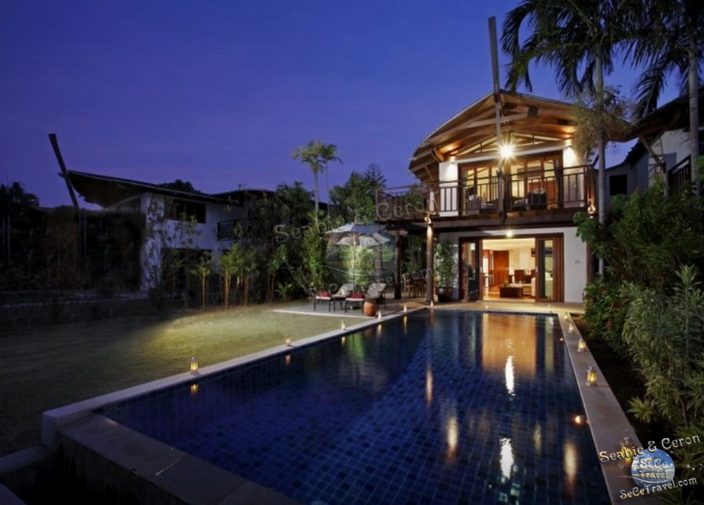 The Village Coconut Island Beach Resort-2 BEDROOM BEACH FRONT POOL VILLA-SWIMMING POOL-1