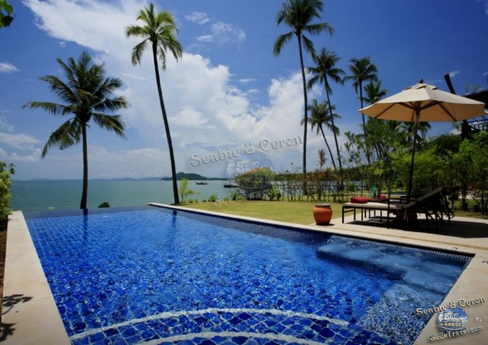 The Village Coconut Island Beach Resort-2 BEDROOM BEACH FRONT POOL VILLA-SWIMMING POOL-3