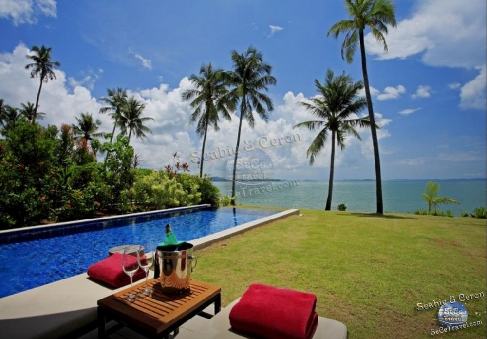 The Village Coconut Island Beach Resort-2 BEDROOM BEACH FRONT POOL VILLA-SWIMMING POOL-4