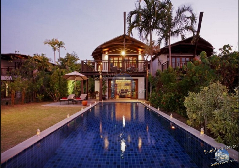 The Village Coconut Island Beach Resort-2 BEDROOM BEACH FRONT POOL VILLA-SWIMMING POOL-5