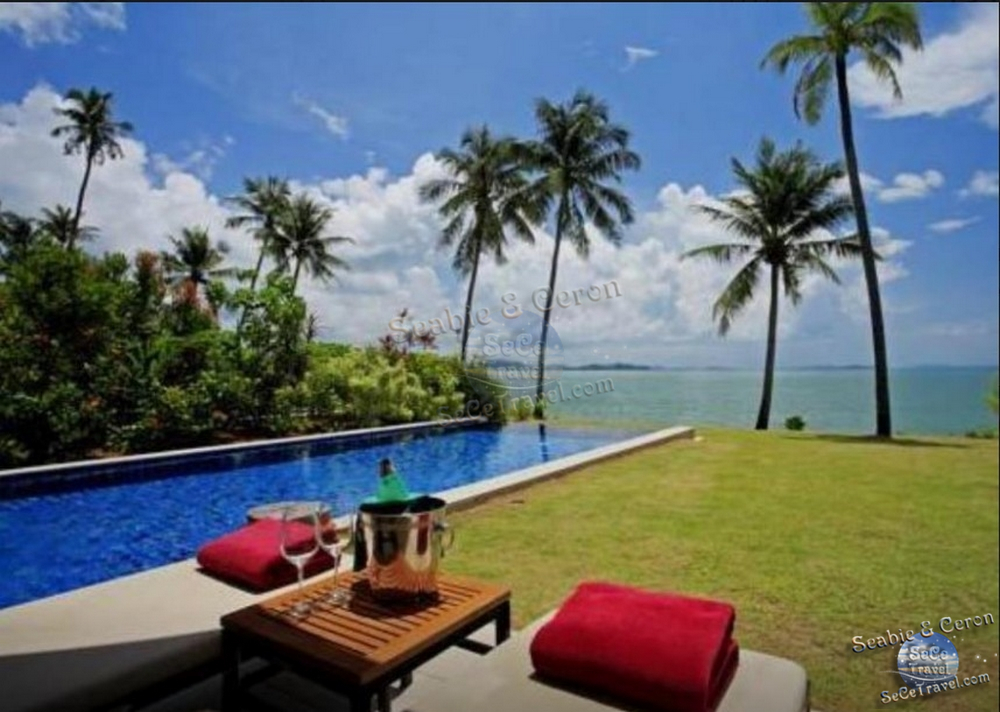 The Village Coconut Island Beach Resort-2 BEDROOM BEACH FRONT POOL VILLA-SWIMMING POOL-7