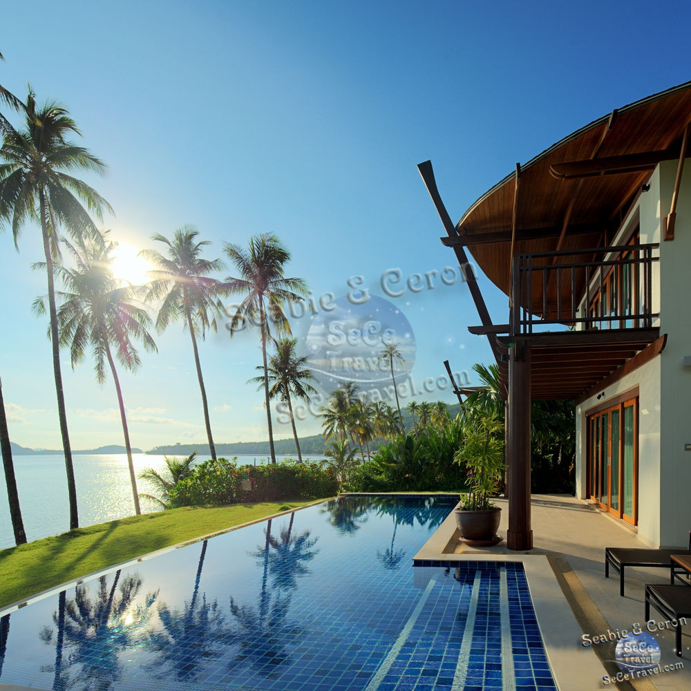 The Village Coconut Island Beach Resort-3 BEDROOM BEACH FRONT POOL VILLA-0