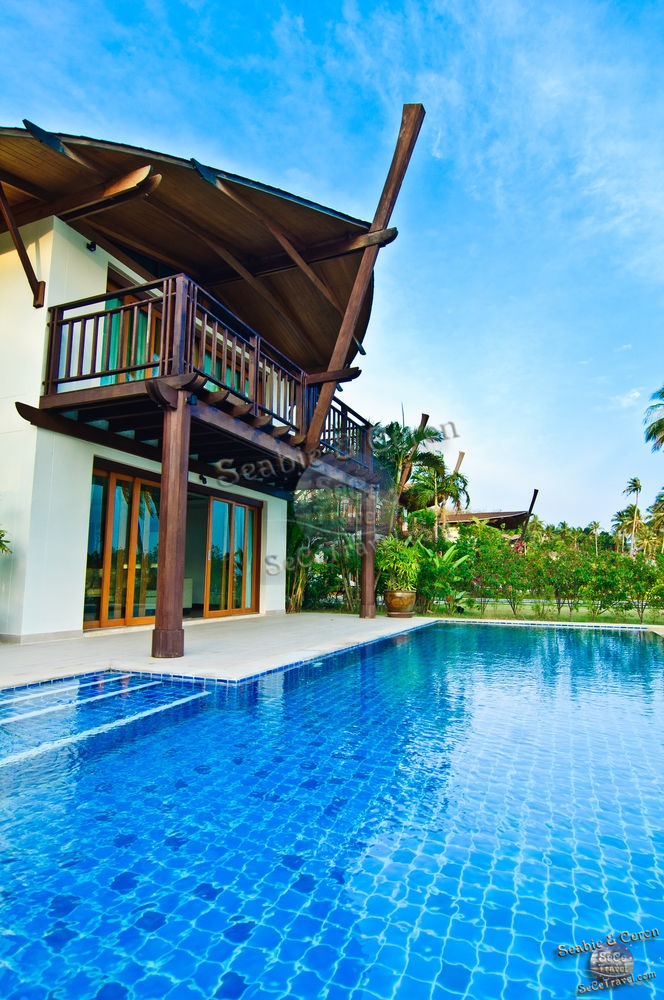 The Village Coconut Island Beach Resort-3 BEDROOM BEACH FRONT POOL VILLA-2