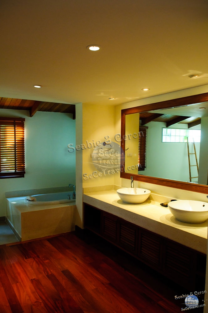 The Village Coconut Island Beach Resort-3 BEDROOM BEACH FRONT POOL VILLA-7