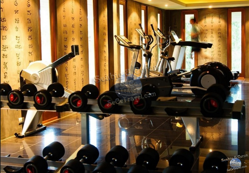 The Village Coconut Island Beach Resort-FITNESS-1