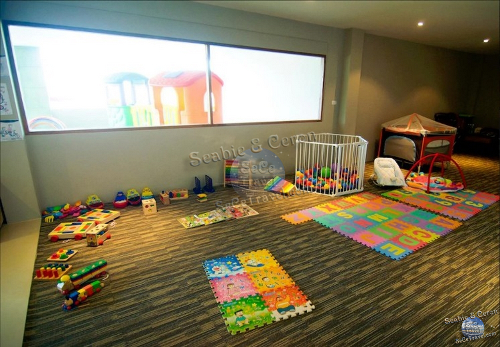 The Village Coconut Island Beach Resort-KID ROOM-1