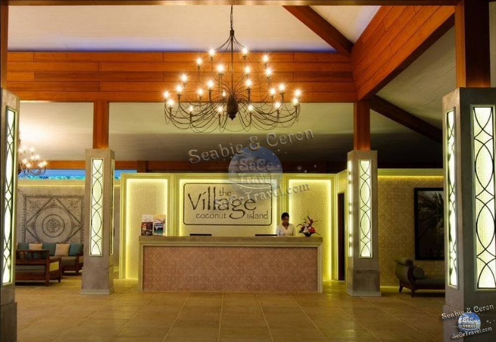 The Village Coconut Island Beach Resort-LOBBY-2
