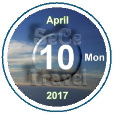 SeCeTravel-日曆-10-April-2017
