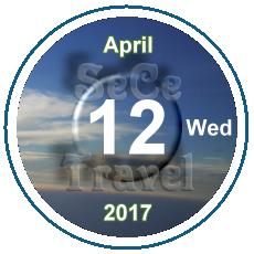 SeCeTravel-日曆-12-April-2017