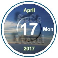 SeCeTravel-日曆-17-April-2017