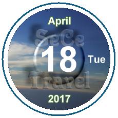 SeCeTravel-日曆-18-April-2017