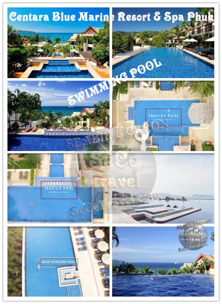 Centara Blue Marine Resort & Spa Phuket-SWIMMING POOL