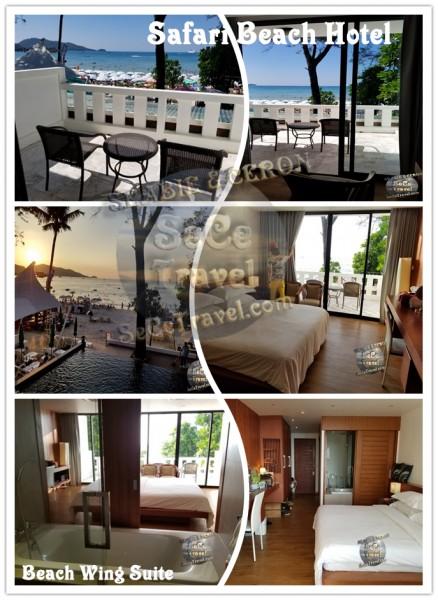 Safari Beach Hotel-Beach Wing Suite