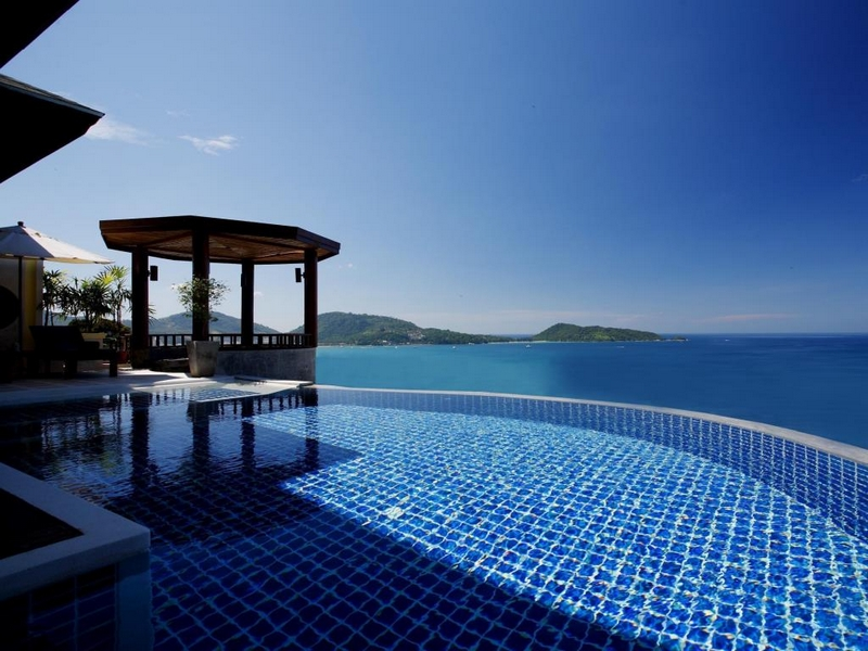 SeCeTravel-Centara Blue Marine Resort & Spa Phuket-1 Bedroom Deluxe Pool Villa