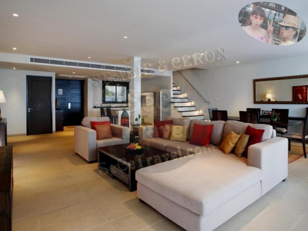 SeCeTravel-13.Serenity Resort & Residences Phuket-Pool Residence-Living Room2